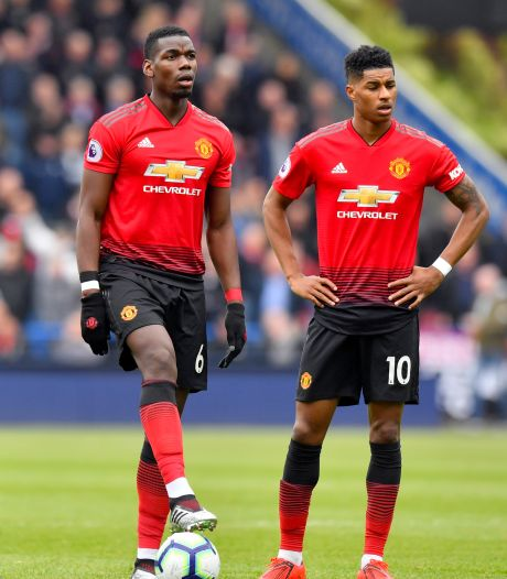 Pogba en Rashford weer inzetbaar bij United