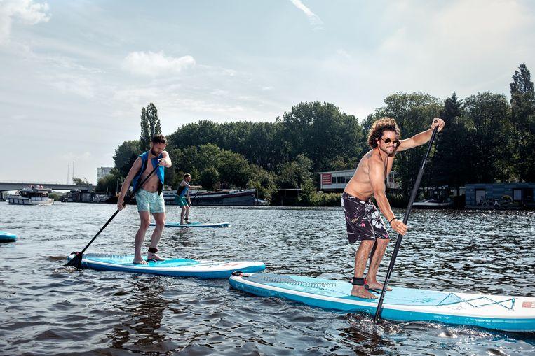 Sup Sup Club. Beeld Jakob Van Vliet