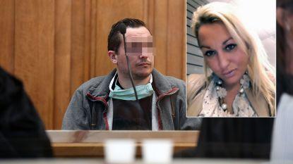 ASSISEN. Beschuldigde valt door de mand tijdens polygraaftest bij vraag naar riem rond de hals van zijn date