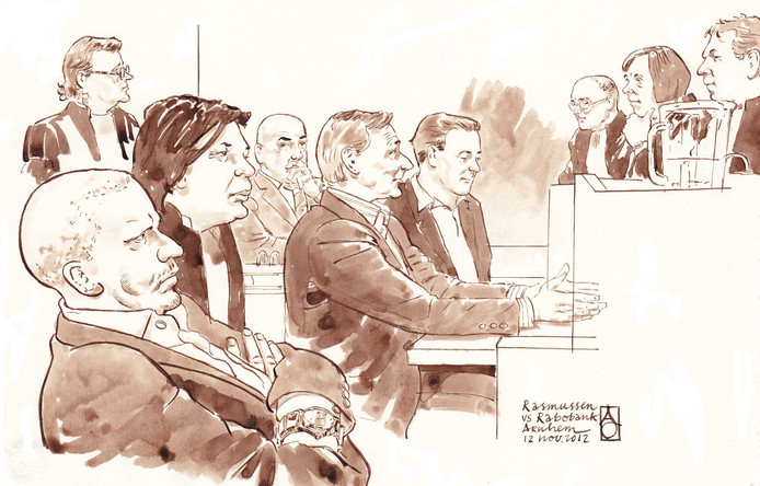 Hoger beroep zaak-Rasmussen.