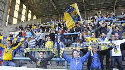 Yellow Blue SK Beveren uit derde provinciale heeft stamnummer van mythische SK Beveren bijna beet