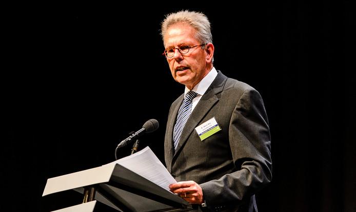 Don Bijl, burgemeester van Purmerend, hier op een foto uit 2015.