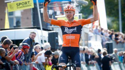 KOERS KORT 16/10. Van Der Hoorn winnaar in Putte-Kapellen - De Jongh uit het ziekenhuis - Lodewyck sportdirecteur bij Deceuninck-Quick.Step