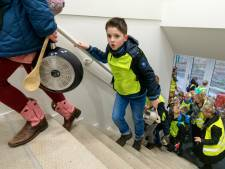 Plan voor schoolplein Rozendaalse Dorpsschool gaat door, maar niet van harte