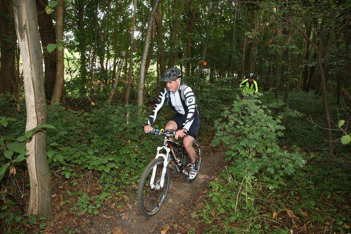 Mountainbikers kunnen het Pajottenland ontdekken tijdens de Prinsbike.