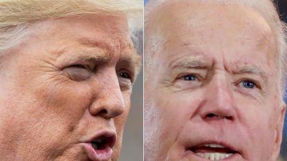 """Joe Biden: """"Amerikaanse presidentsverkiezingen kunnen niet worden uitgesteld"""""""