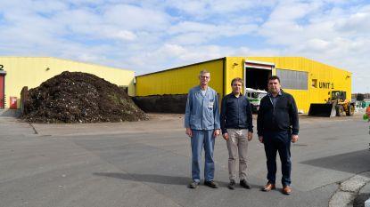 Nieuwe composteerfabriek moet ook voor groene energie zorgen