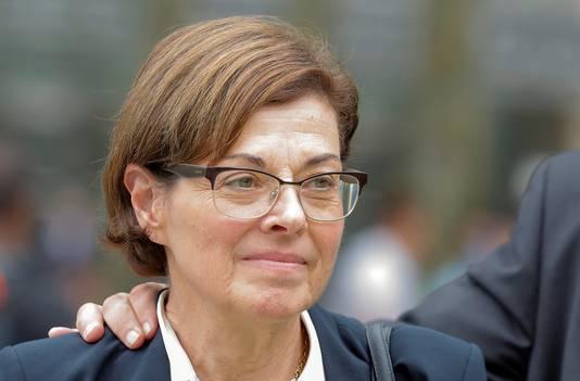 Nancy Salzman, mère de Lauren