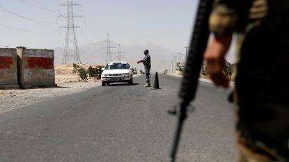 Minstens tachtig veiligheidskrachten gedood in Afghaanse stad Ghazni