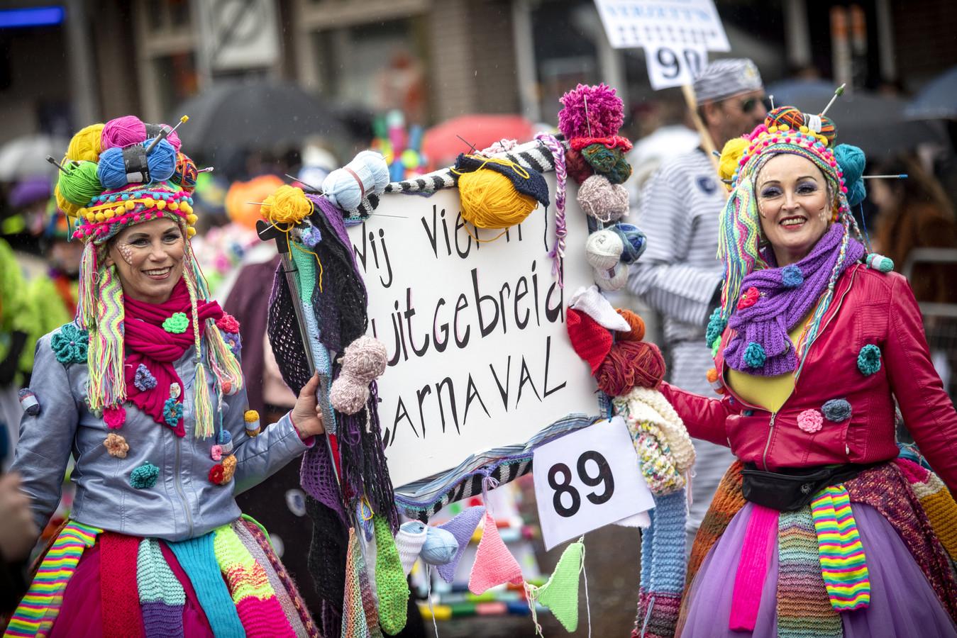 Geen optocht in Oldenzaal, dus een allesbehalve 'uitgebreid carnaval' komend seizoen.