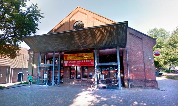 Gebouw T in Bergen op Zoom Foto Google streetview