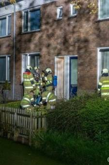 Woning Mijdrecht in brand: elf mensen moesten huis verlaten