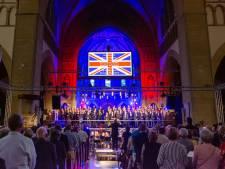 Meer dan honderd Steenbergenaren in actie voor de Gummaruskerk