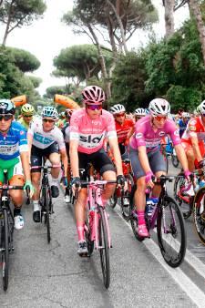 Slotrit Giro levert geen tijdverschil meer op