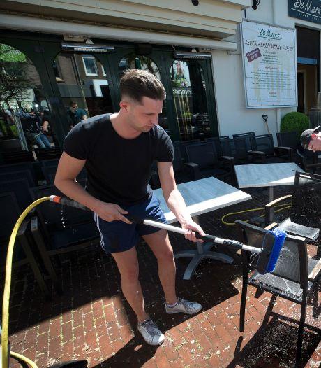 Zevenaars café De Markt opent Tweede Pinksterdag de deuren, tot vreugde van Maurice Willemsen
