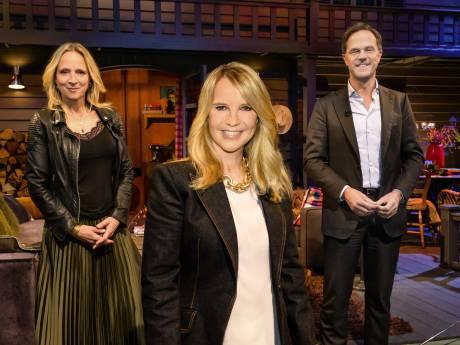 Floortje Dessing en Mark Rutte bewust samen in show Linda de Mol: 'Spannende combinatie'