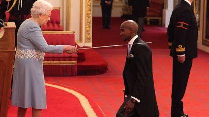 "Britse atletiektopper Mo Farah is geridderd: ""Wat een eer!"""