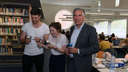 SOS Blok: Leuvense lijsttrekkers steunen studenten