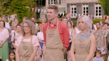 Best-of 'Bake Off': brandwonden en vallende taarten