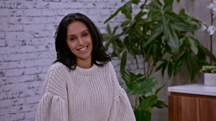 Nora Gharib in 'Ze Zeggen Dat'