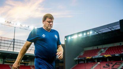 Verlies tegen Standard is geen optie: Hein schudt spelers (met speech) wakker
