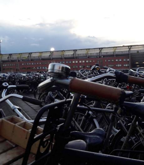 Breda laat fietsen NAC-supporters staan