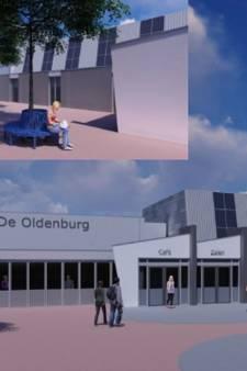 Opknapbeurt zalencentrum De Oldenburg ingrijpender en duurder