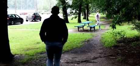 Alle bosjes weg bij homo-ontmoetingsplek langs de A12, belangenclub boos