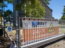 'Karkas' Vonderweg Eindhoven opnieuw dichtgetimmerd door eigenaar