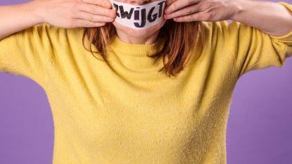 "Linde Merckpoel zwijgt de hele week: ""Ik open mijn mond alleen om te lachen en te blèten"""