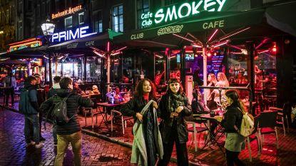 Bang van de Nederlandse cafégangers nu de tapkraan daar om 22 uur dicht gaat? Niet zo in Limburg