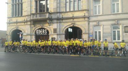KOERS. Museum van de Wielersport levert bijdrage aan wereldrecord 'meeste gele truien'