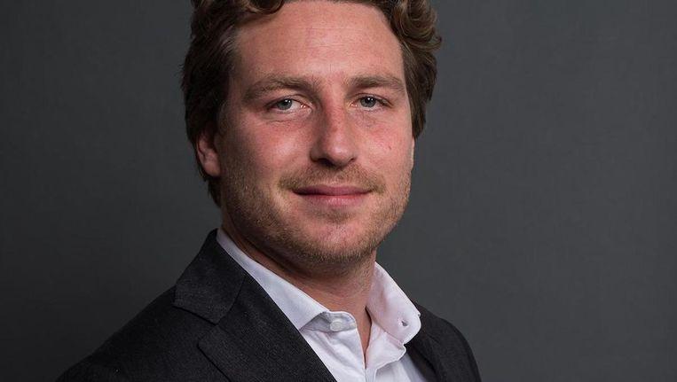 Er wordt geklaagd over het dominante gedrag van D66-lijsttrekker Reinier van Dantzig Beeld anp
