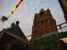 Kermis verdrijft auto's uit binnenstad Wijk bij Duurstede