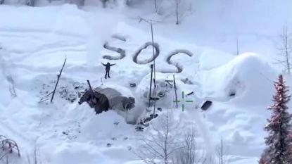 Hut afgebrand, hond dood: man overleeft twintig dagen in ijskoude wildernis van Alaska