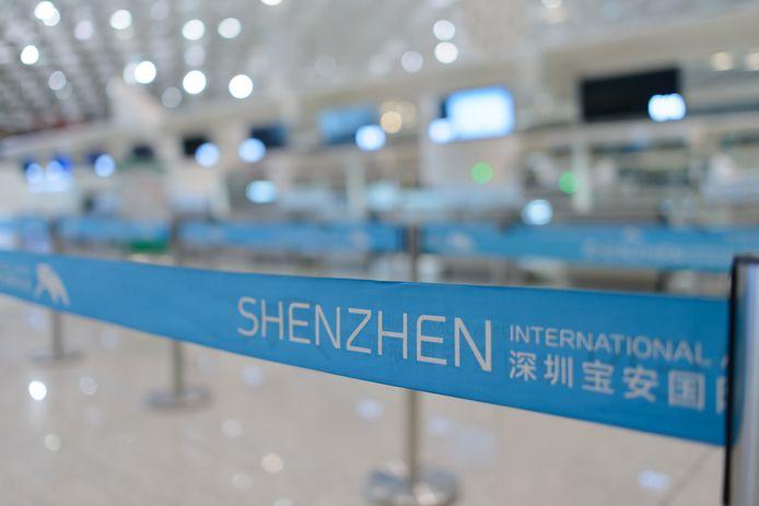 Onduidelijk is of Cheng de grens tussen China en Hongkong is gepasseerd.