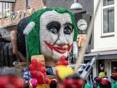 Carnavalsoptochten in de regio gaan door, hoge wagens in enkele plaatsen verboden