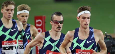 Foppen evenaart Nederlands record 5000 meter in Monaco