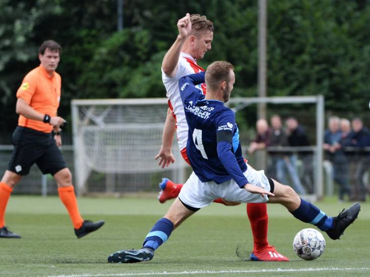Mierlo-Hout in eerste kwalificatieronde KNVB beker uitgeschakeld