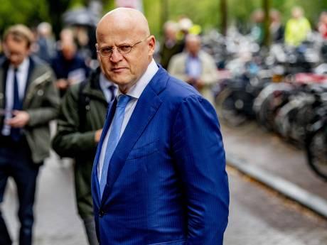 Leger sluit wegen Den Haag af om boeren bij Binnenhof weg te houden