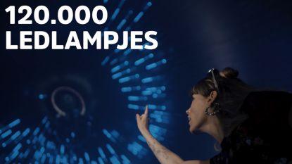Nieuwe tent Atmosfere op Tomorrowland: 'Wel 6 giraffen hoog'