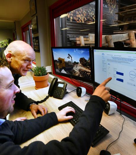 Glasvezel in Kromme Rijnstreek: 'Eindelijk snel contact met de andere kant van de wereld'