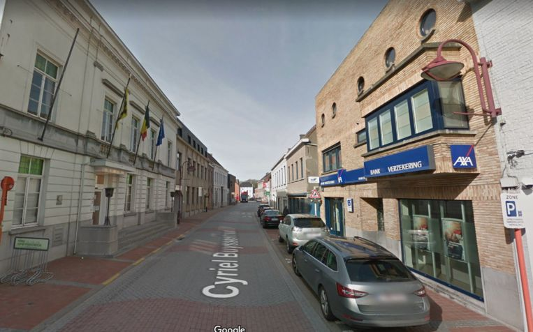 Het nieuwe wijkcommissariaat ligt in de Cyriel Buyssestraat in Nevele.