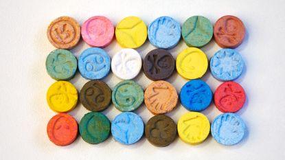 Drie kilogram amfetamines en 300 XTC-pillen aangetroffen bij elf huiszoekingen