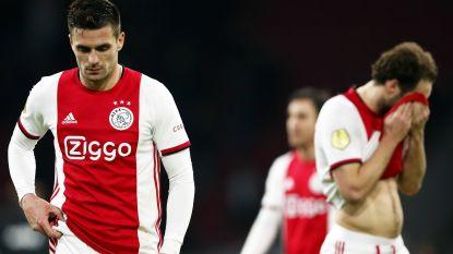 Wat is er in hemelsnaam aan de hand met Ajax?