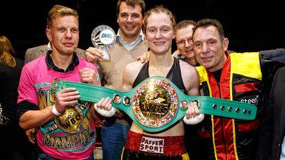 Nu nog alle andere bokstitels: Delfine Persoon klaar voor ultieme clash met Katie Taylor
