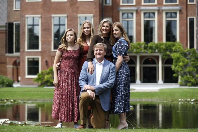 De koninklijke familie.