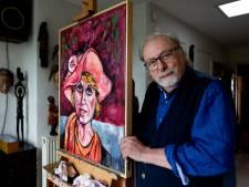 Kunstenaar Adrian Stahlecker en zijn korte, hevige relatie met een deftige muze: 'Mathilde was een vrouw van uitersten'