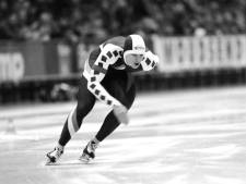 Schaatser Arie Loef rijdt in 1990 perfect NK: 'Ik ging heel goed, heb alleen veel blessures gekend'