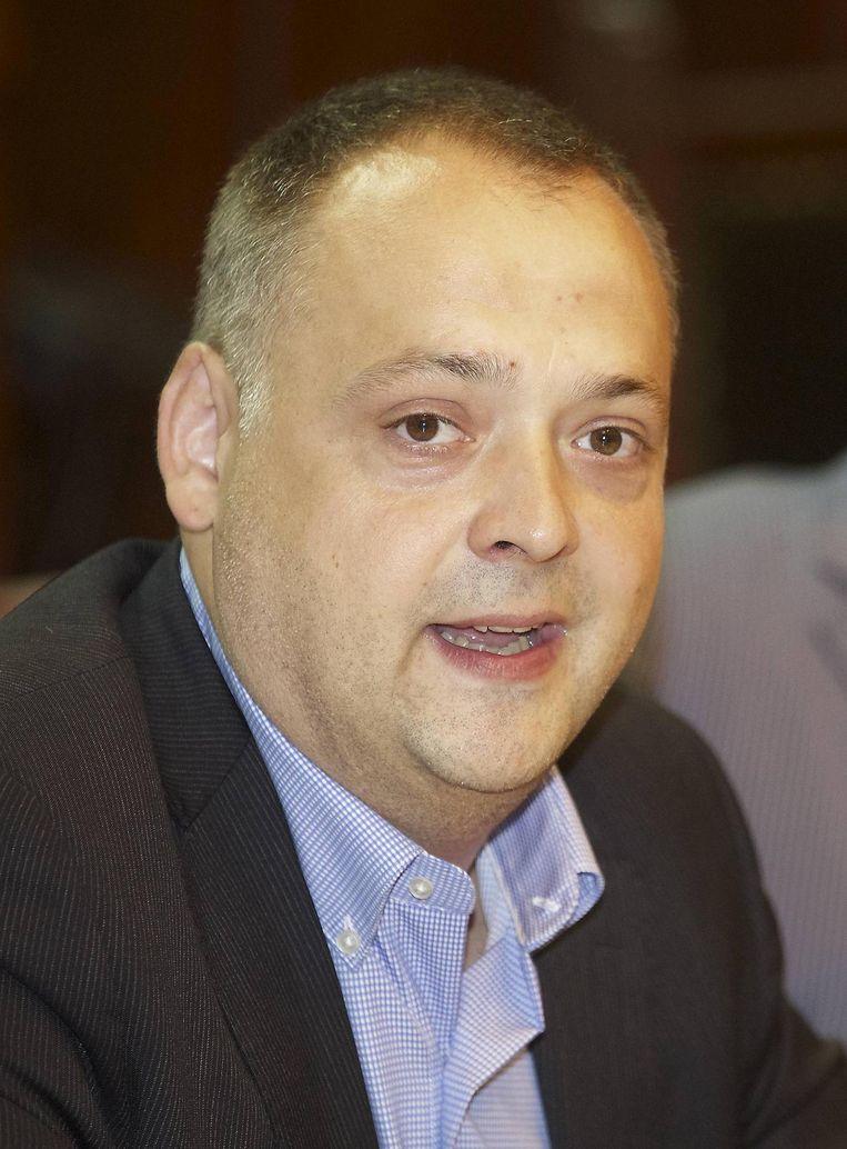 OCMW-voorzitter Fons Duchateau.